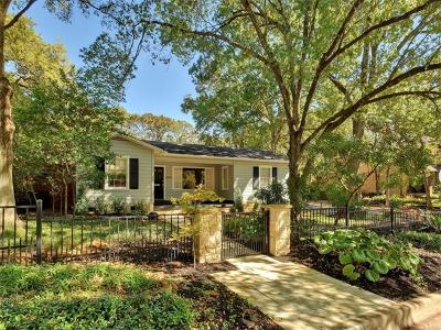 Travis County Single Family Home For Sale: 2900 Cherry Ln