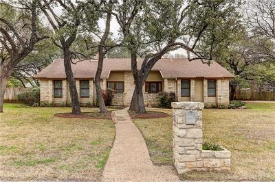 Round Rock Single Family Home Pending - Taking Backups: 2905 Oak Bend Dr