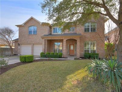 Pflugerville Single Family Home For Sale: 1305 Mayapple St