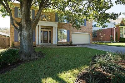 Hays County, Travis County, Williamson County Single Family Home For Sale: 6305 Back Bay Ln