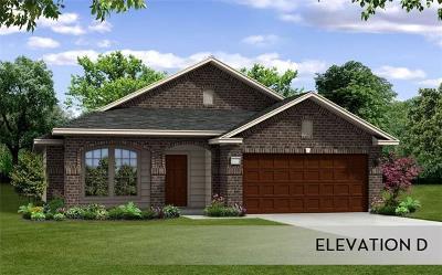 Buda Single Family Home For Sale: 276 Everglade Dr