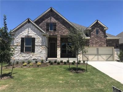Pflugerville Single Family Home For Sale: 20600 Fairleaf St