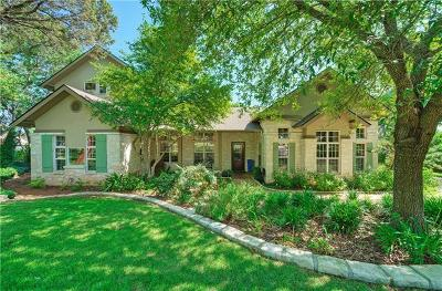 Bee Cave Single Family Home For Sale: 11802 Colleyville Dr