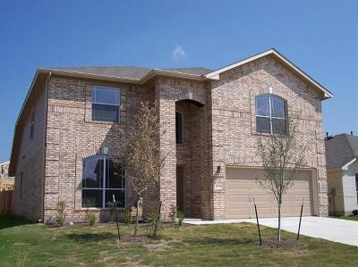 Pflugerville Rental For Rent: 18700 Windless Way