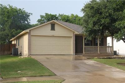 Single Family Home For Sale: 1448 Kenneys Way