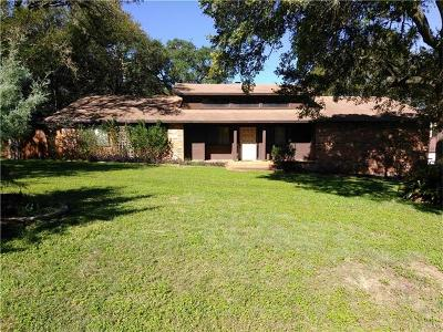 Buda Single Family Home For Sale: 305 Leisurewoods Dr