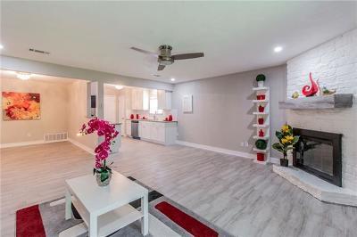 Austin Single Family Home For Sale: 9721 Meadowheath Dr