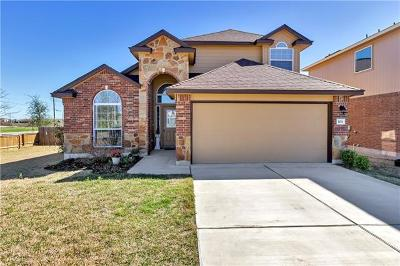 Jarrell Single Family Home For Sale: 101 Druse Ln