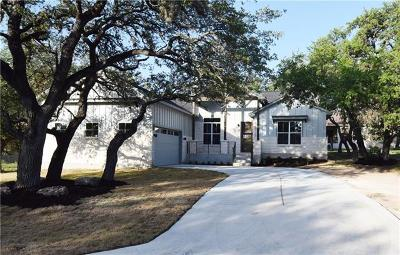 Spicewood Single Family Home Pending - Taking Backups: 404 Coventry Rd