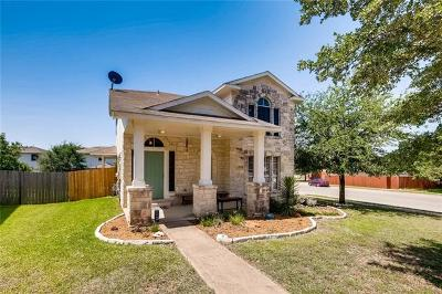 Pflugerville Single Family Home For Sale: 1009 Maxines Cv