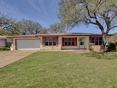 Single Family Home Active Contingent: 11704 Quartz Cir