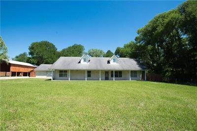 Smithville Single Family Home For Sale: 788,790 Fm 2571