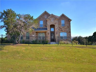 Spicewood Single Family Home For Sale: 22117 Esmeralda Dr