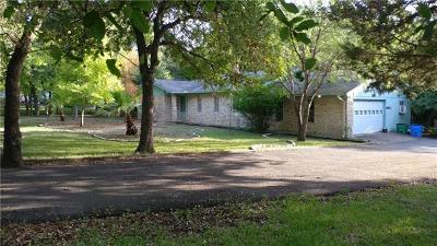 Single Family Home For Sale: 11400 Chapel Ln