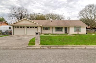 New Braunfels Single Family Home For Sale: 1218 Clearwater Dr