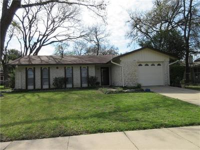 Single Family Home Pending - Taking Backups: 7201 Whispering Oaks Dr