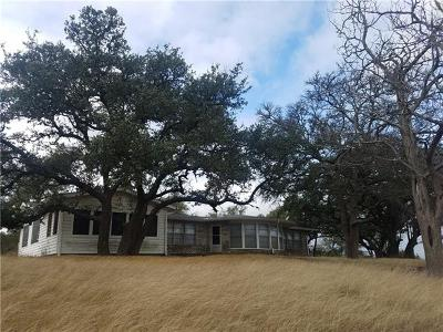 Travis County Single Family Home For Sale: 16048 Hamilton Pool Rd