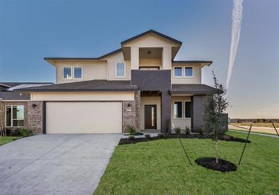Manor Single Family Home For Sale: 16401 Sumptuous Dr