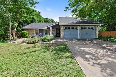 Austin Single Family Home For Sale: 6304 Berkeley Cv