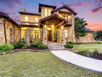 Wimberley Single Family Home For Sale: 5433 Mustang Valley Trl