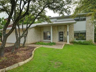 Round Rock Single Family Home For Sale: 1729 Ryon Ln