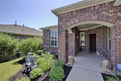 Georgetown Single Family Home Pending - Taking Backups: 320 Bartlett Peak Dr
