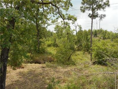 Bastrop Residential Lots & Land For Sale: 135 Woodland Ct