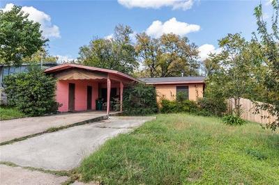 Single Family Home Pending - Taking Backups: 4806 Ribbecke Ave