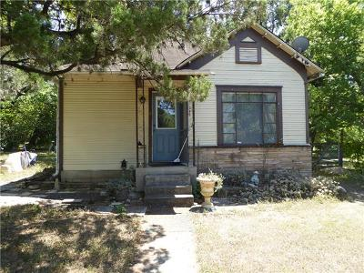 Austin Single Family Home For Sale: 219 Lessin Ln