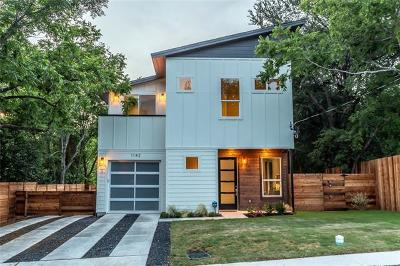 Travis County Single Family Home Coming Soon: 1142 Eleanor St #1