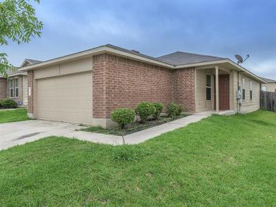 Single Family Home For Sale: 5813 Glowing Star Trl