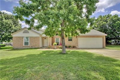 Pflugerville Single Family Home For Sale: 2109 Maple Vista Dr