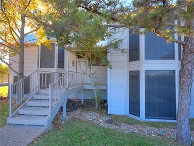 Lakeway Condo/Townhouse Pending - Taking Backups: 156 World Of Tennis Sq