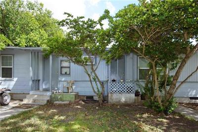 San Marcos Multi Family Home For Sale: 1110/1112 Haynes St