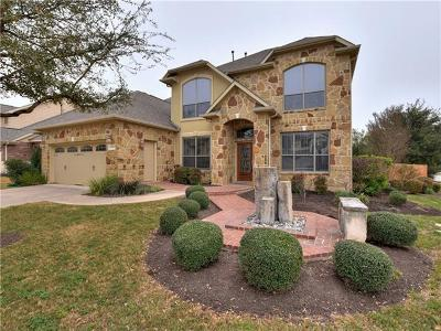 Round Rock Single Family Home Pending - Taking Backups: 2805 Nolina Ln