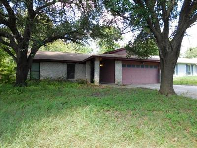 Austin Rental For Rent: 9402 Meadow Vale