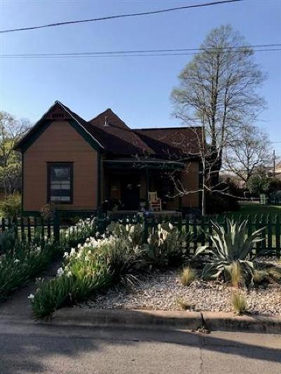 Georgetown Single Family Home Pending - Taking Backups: 304 E 6th St E