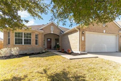 Pflugerville Single Family Home Pending - Taking Backups: 2705 Pedernales Falls Dr