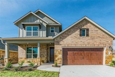Hutto Single Family Home For Sale: 309 Simmental Loop