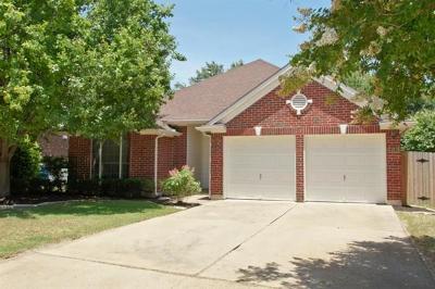 Austin Single Family Home Pending - Taking Backups: 14913 Jacks Pond Rd