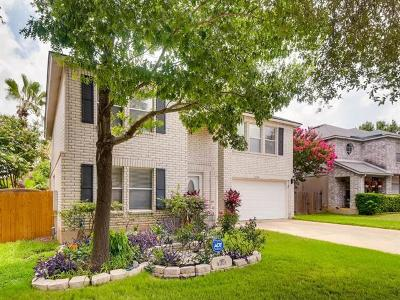 Cedar Park Single Family Home For Sale: 1134 Welch Way