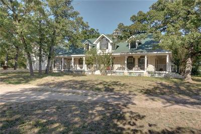 Cedar Creek Single Family Home Pending - Taking Backups: 125 Leisure Ln
