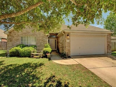 Georgetown Single Family Home For Sale: 328 Bastian Ln