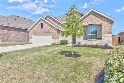 Liberty Hill Single Family Home Active Contingent: 4005 Discovery Well Dr