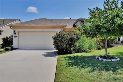 Georgetown Single Family Home For Sale: 105 Butterfly Cv