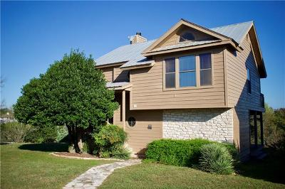 Spicewood Single Family Home For Sale: 114 Courtside Cir