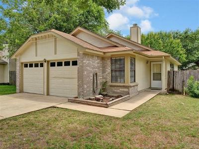 Austin Single Family Home Pending - Taking Backups: 2320 Klattenhoff Dr