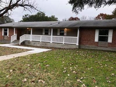 Lampasas Single Family Home For Sale: 1302 W 1st St