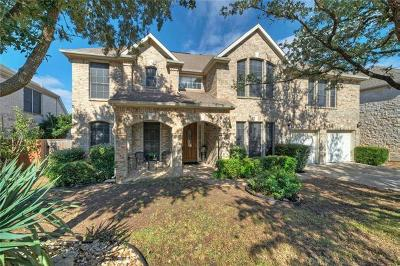 Austin Single Family Home For Sale: 8232 Phantom Canyon Dr