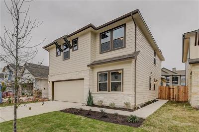 Travis County, Williamson County Single Family Home For Sale: 13515 Feldspar Dr